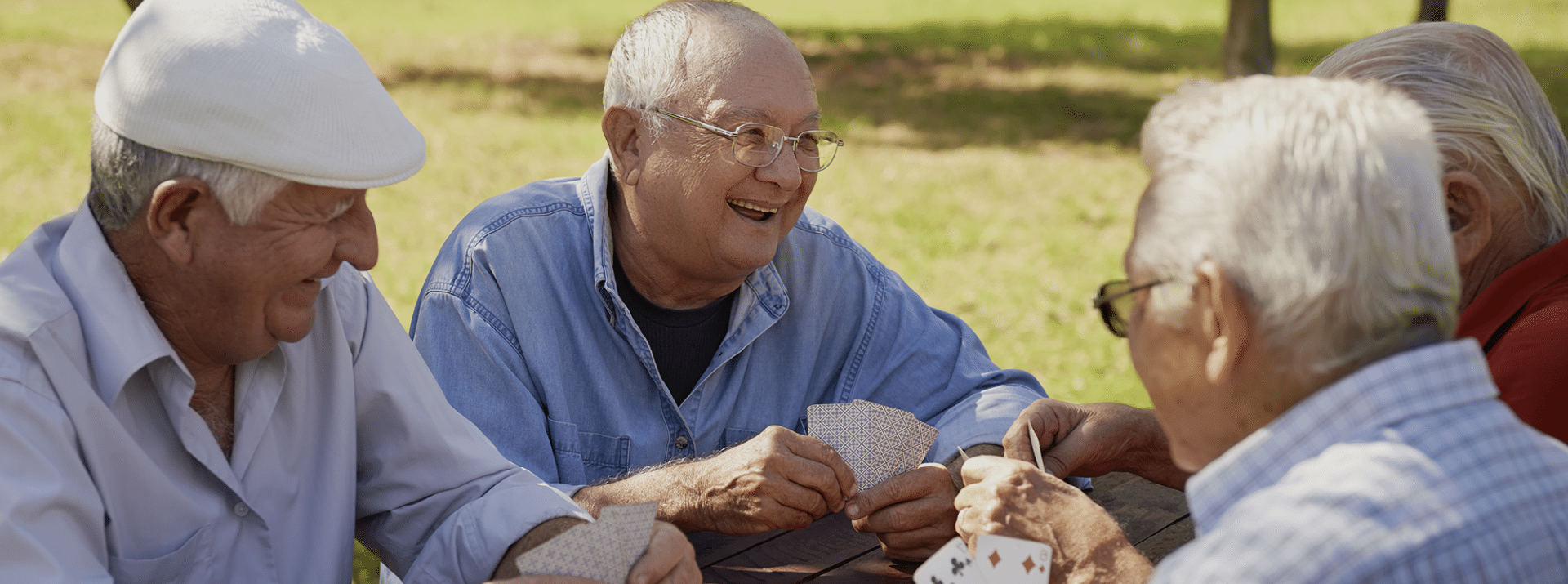 Hearing aids help people improve their quality of life.