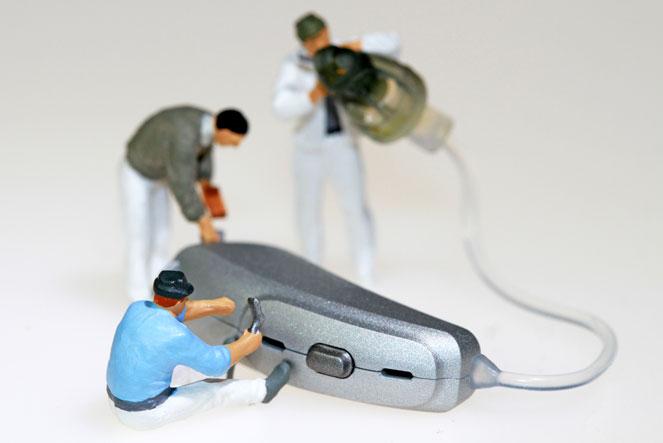 Repair and Servicing
